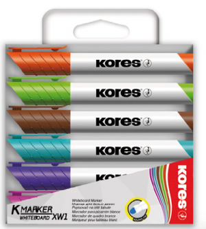 K - MARKER - SADA 6 KS - 3 MM